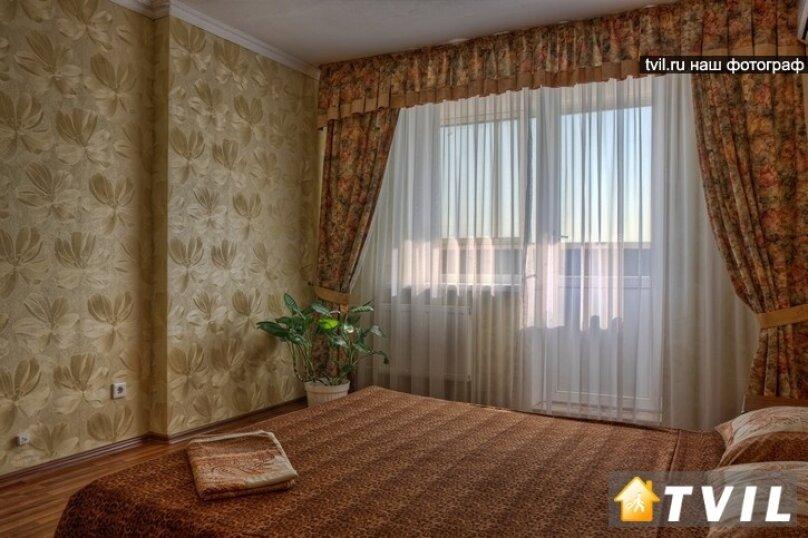 1-комн. квартира, 45 кв.м. на 4 человека, улица Калинина, 350, Краснодар - Фотография 2
