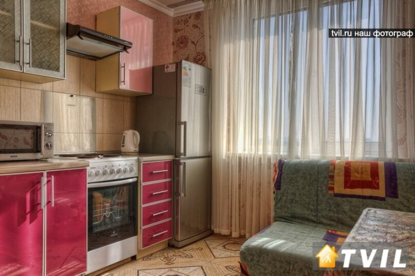 1-комн. квартира, 45 кв.м. на 4 человека, улица Калинина, 350, Краснодар - Фотография 5