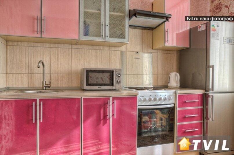 1-комн. квартира, 45 кв.м. на 4 человека, улица Калинина, 350, Краснодар - Фотография 6
