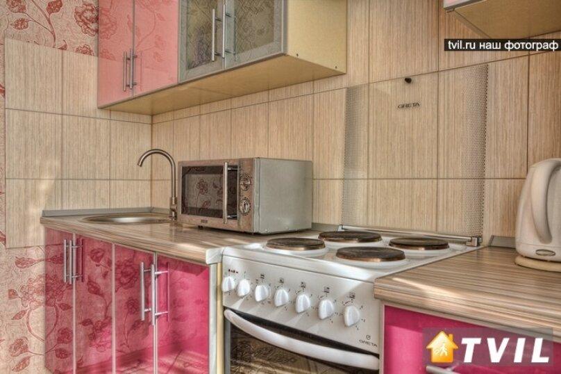 1-комн. квартира, 45 кв.м. на 4 человека, улица Калинина, 350, Краснодар - Фотография 7