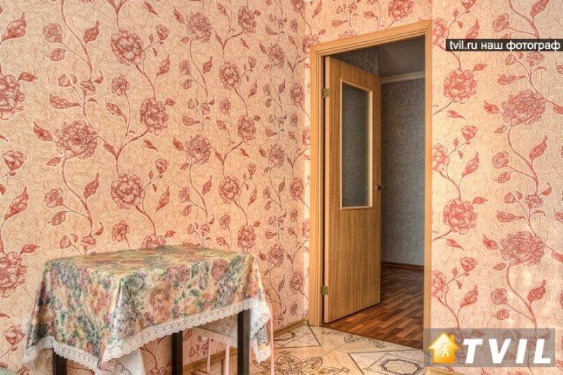 1-комн. квартира, 45 кв.м. на 4 человека, улица Калинина, 350, Краснодар - Фотография 8