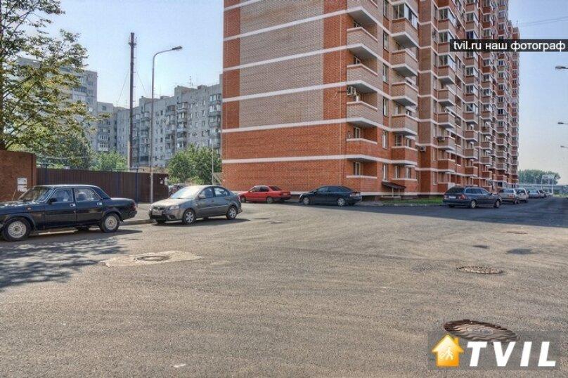 1-комн. квартира, 45 кв.м. на 4 человека, улица Калинина, 350, Краснодар - Фотография 19