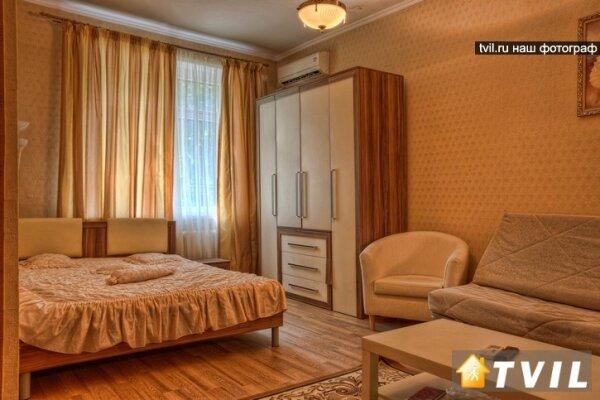 1-комн. квартира на 3 человека, Железнодорожная, 20, Центральный округ, Краснодар - Фотография 1