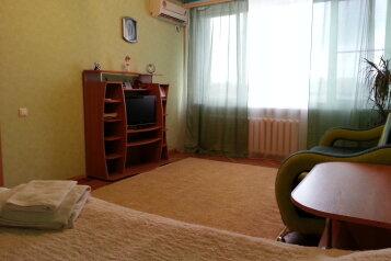 1-комн. квартира, 32 кв.м. на 4 человека, Краснознаменская улица, 8, Центральный район, Волгоград - Фотография 1