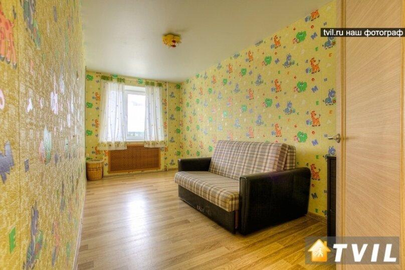 2-комн. квартира, 30 кв.м. на 4 человека, улица Чкалова, 2, Пермь - Фотография 5