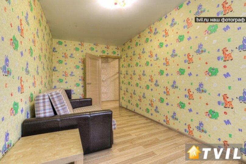 2-комн. квартира, 30 кв.м. на 4 человека, улица Чкалова, 2, Пермь - Фотография 7