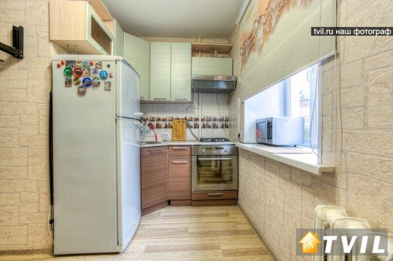 2-комн. квартира, 30 кв.м. на 4 человека, улица Чкалова, 2, Пермь - Фотография 9