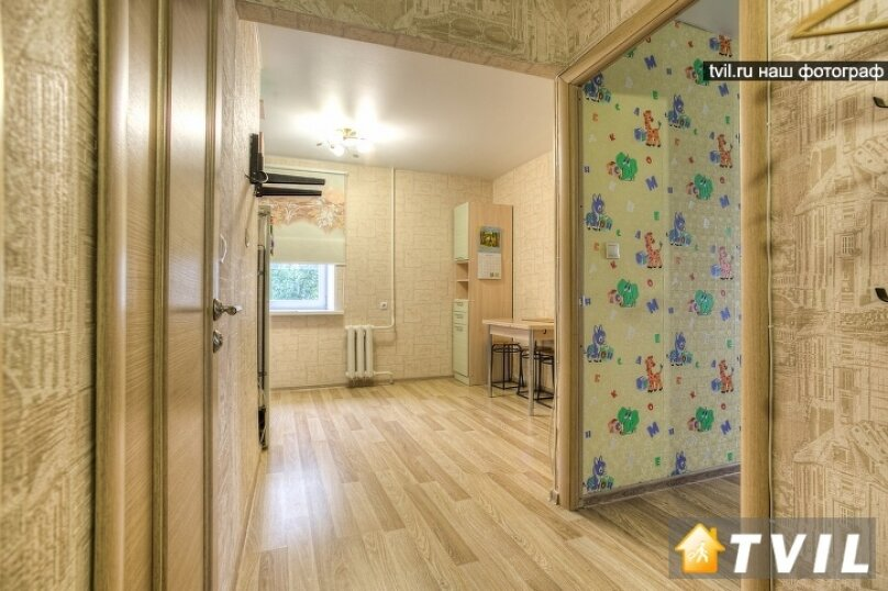 2-комн. квартира, 30 кв.м. на 4 человека, улица Чкалова, 2, Пермь - Фотография 12