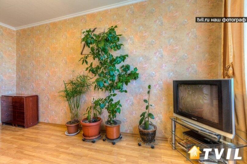 3-комн. квартира на 8 человек, улица Академика Завойского, 12, Казань - Фотография 5
