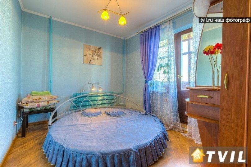 3-комн. квартира на 8 человек, улица Академика Завойского, 12, Казань - Фотография 6