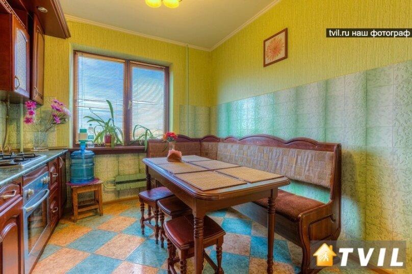 3-комн. квартира на 8 человек, улица Академика Завойского, 12, Казань - Фотография 11