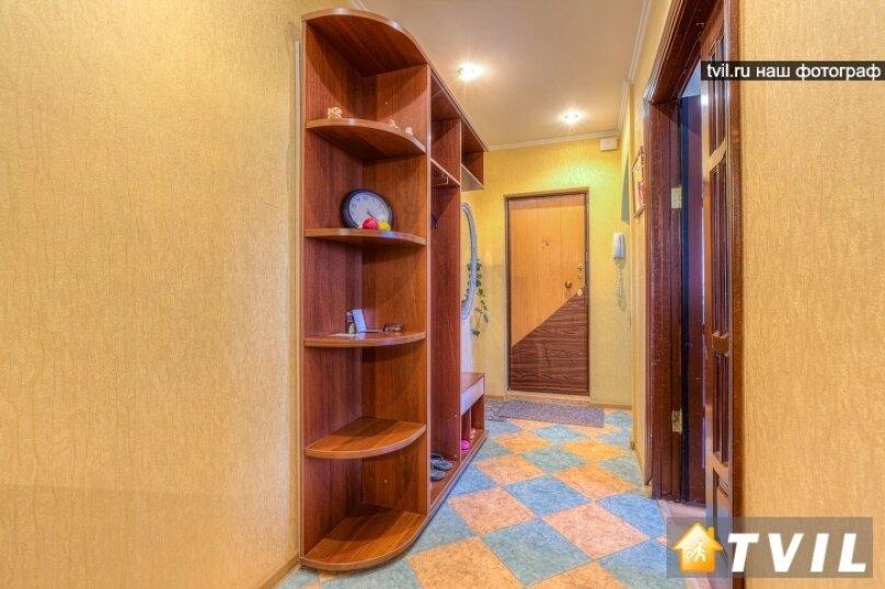 3-комн. квартира на 8 человек, улица Академика Завойского, 12, Казань - Фотография 12