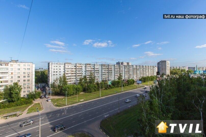 3-комн. квартира на 8 человек, улица Академика Завойского, 12, Казань - Фотография 16