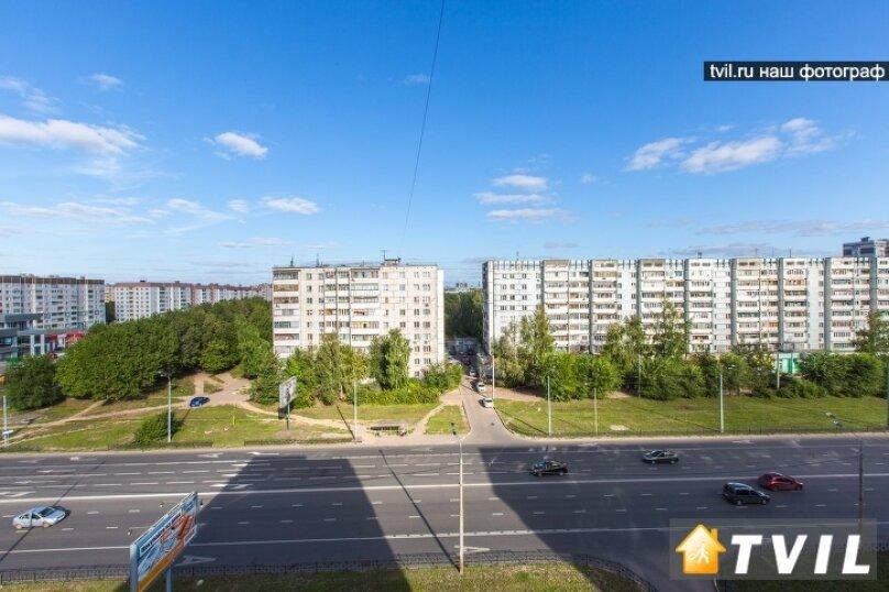 3-комн. квартира на 8 человек, улица Академика Завойского, 12, Казань - Фотография 17