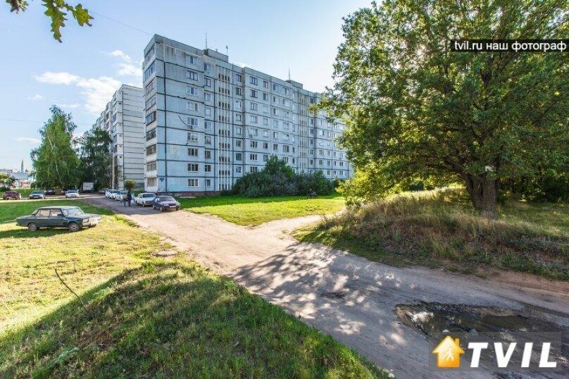 3-комн. квартира на 8 человек, улица Академика Завойского, 12, Казань - Фотография 18