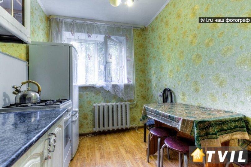 2-комн. квартира на 6 человек, улица Рихарда Зорге, 43/1, Уфа - Фотография 7