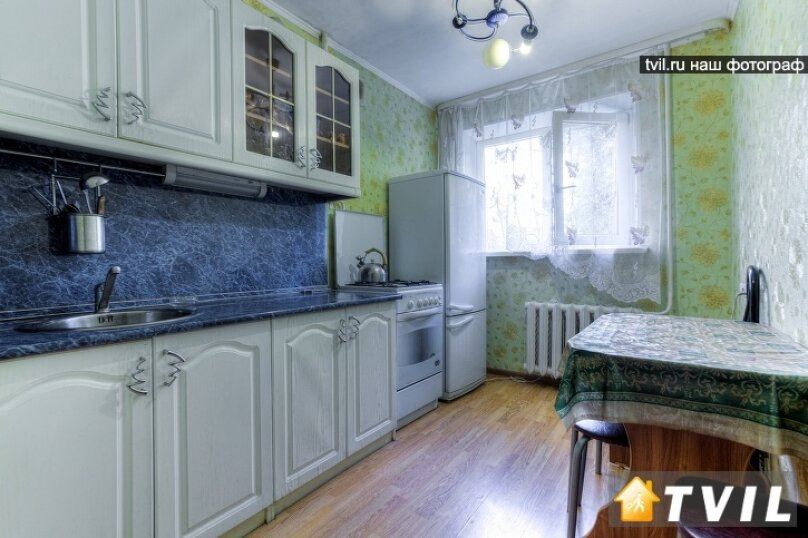 2-комн. квартира на 6 человек, улица Рихарда Зорге, 43/1, Уфа - Фотография 8