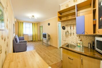 2-комн. квартира, 49 кв.м. на 4 человека, Ленинградский проспект, 28А, Кемерово - Фотография 3