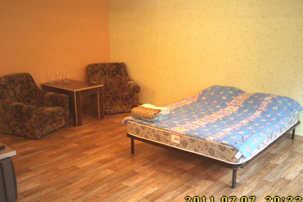 1-комн. квартира, 31 кв.м. на 2 человека, Молодежная, 5, Железногорск - Фотография 1