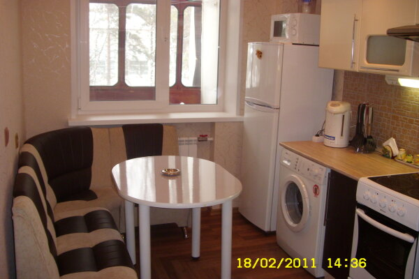 1-комн. квартира, 40 кв.м. на 2 человека, 60 лет ВЛКСМ, 20, Железногорск - Фотография 1