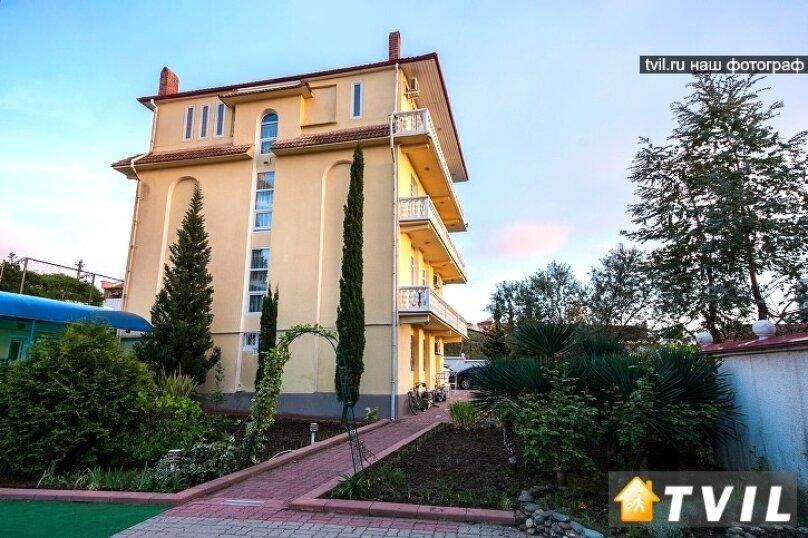 Гостевой дом 400 метров от моря, переулок Рахманинова, 14 на 10 комнат - Фотография 1