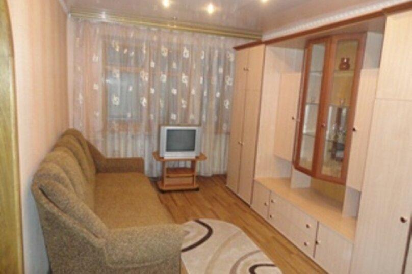 1-комн. квартира, 33 кв.м. на 4 человека, Гражданский проспект, 5, Белгород - Фотография 1