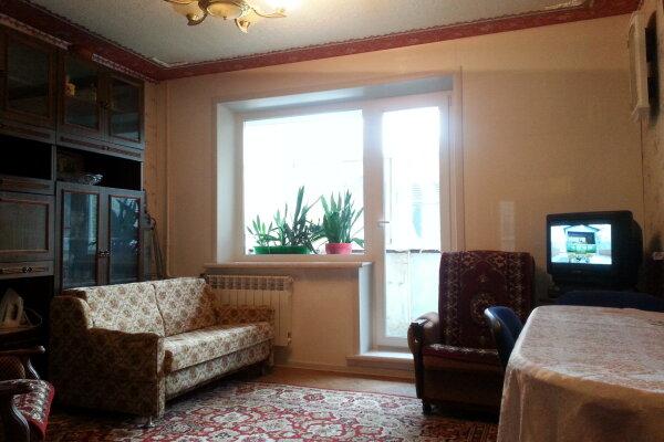 2-комн. квартира, 50 кв.м. на 8 человек, улица 40-летия Победы, 8, Заволжский район, Ульяновск - Фотография 1