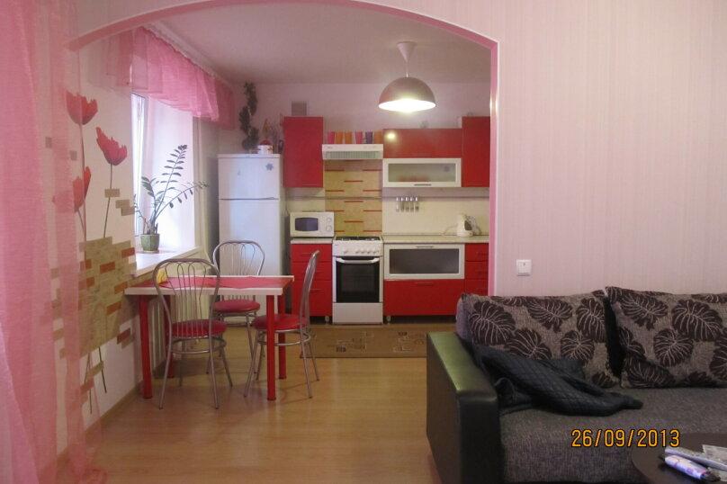 1-комн. квартира, 42 кв.м. на 2 человека, 5 мкр, 63, Камышин - Фотография 1