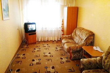 1-комн. квартира, 43 кв.м. на 4 человека, проспект Ленина, 84, Центральный район, Кемерово - Фотография 2