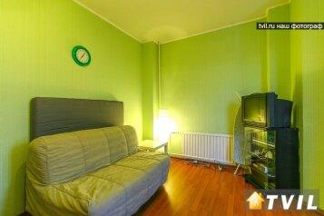 1-комн. квартира, 31 кв.м. на 3 человека, улица Вавиловых, 10к1, Санкт-Петербург - Фотография 4