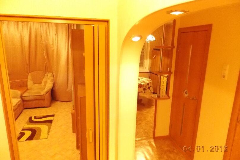 1-комн. квартира, 33 кв.м. на 2 человека, переулок Маяковского, 4, Красноярск - Фотография 3