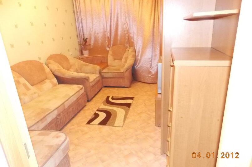 1-комн. квартира, 33 кв.м. на 2 человека, переулок Маяковского, 4, Красноярск - Фотография 5