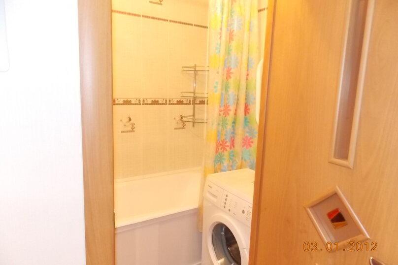 1-комн. квартира, 33 кв.м. на 2 человека, переулок Маяковского, 4, Красноярск - Фотография 8