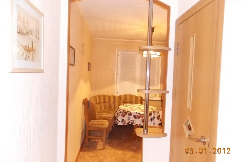 1-комн. квартира, 33 кв.м. на 2 человека, переулок Маяковского, 4, Красноярск - Фотография 9