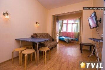 1-комн. квартира, 30 кв.м. на 4 человека, Бамбуковая, 42 а, Центр, Сочи - Фотография 1