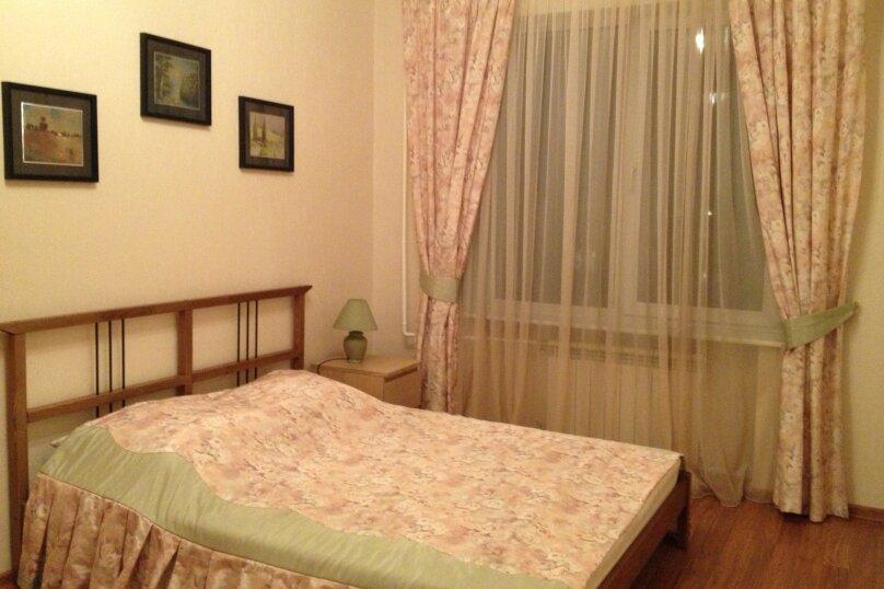 3-комн. квартира, 68 кв.м. на 5 человек, Советская улица, 55, метро Площадь Ленина, Новосибирск - Фотография 1