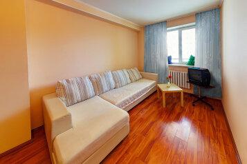 1-комн. квартира, 40 кв.м. на 4 человека, улица Блюхера, 71Б, Студенческая, Новосибирск - Фотография 1