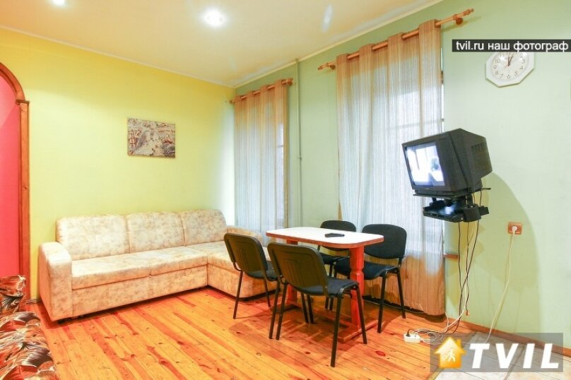 2-комн. квартира, 65 кв.м. на 6 человек, набережная реки Фонтанки, 85, Санкт-Петербург - Фотография 13