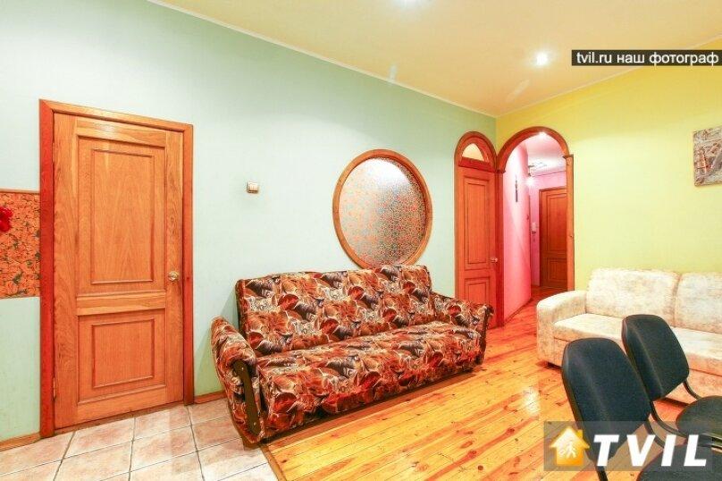2-комн. квартира, 65 кв.м. на 6 человек, набережная реки Фонтанки, 85, Санкт-Петербург - Фотография 14