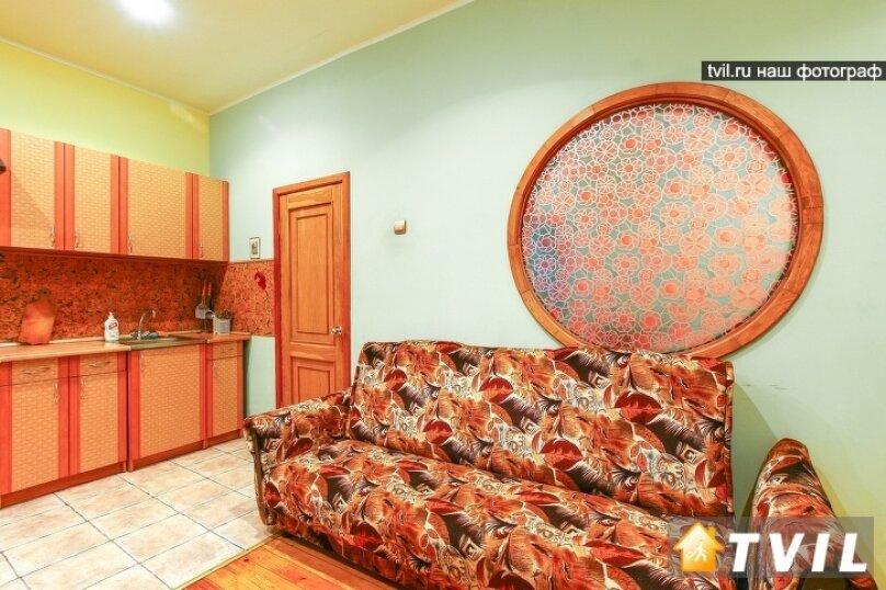 2-комн. квартира, 65 кв.м. на 6 человек, набережная реки Фонтанки, 85, Санкт-Петербург - Фотография 15