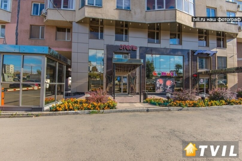 """Мини-отель """"ЕврОтель Центральный"""", улица Радищева, 33 на 28 номеров - Фотография 1"""