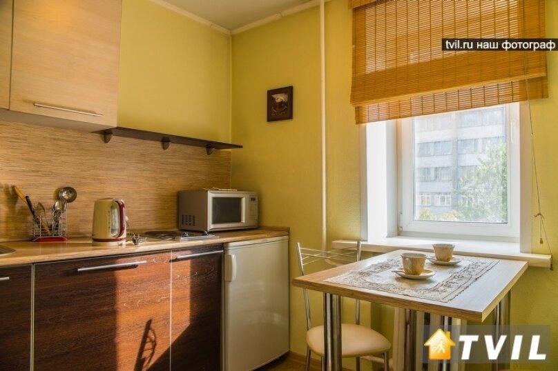 1-комн. квартира, 36 кв.м. на 2 человека, улица Ленина, 104, Красноярск - Фотография 7