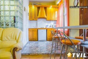 1-комн. квартира, 45 кв.м. на 3 человека, улица Герцена, Центральный округ, Омск - Фотография 3