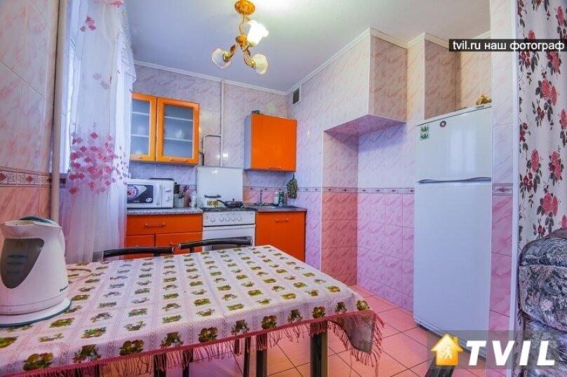 2-комн. квартира, 40 кв.м. на 5 человек, Волгоградская улица, 37, Екатеринбург - Фотография 5