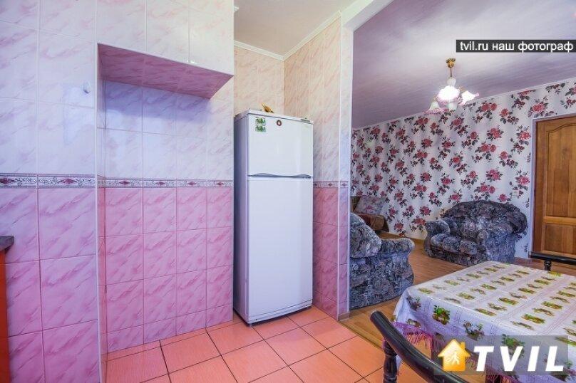 2-комн. квартира, 40 кв.м. на 5 человек, Волгоградская улица, 37, Екатеринбург - Фотография 6