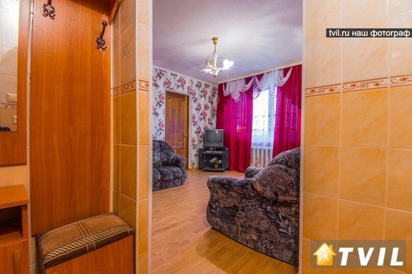 2-комн. квартира, 40 кв.м. на 5 человек, Волгоградская улица, 37, Екатеринбург - Фотография 13