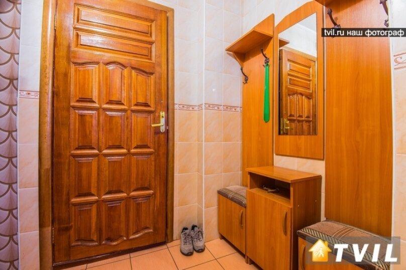 2-комн. квартира, 40 кв.м. на 5 человек, Волгоградская улица, 37, Екатеринбург - Фотография 14