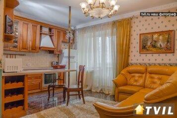 2-комн. квартира, 57 кв.м. на 4 человека, Взлётная улица, 24А, Красноярск - Фотография 1