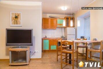 1-комн. квартира, 36 кв.м. на 2 человека, улица Сурикова, 17, Центральный район, Красноярск - Фотография 1
