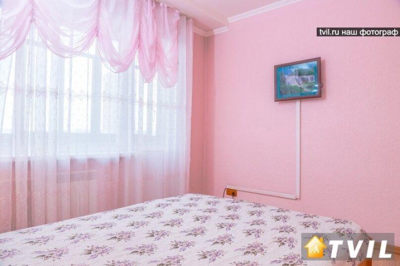 2-комн. квартира, 46 кв.м. на 4 человека, улица Партизана Железняка, 34, Красноярск - Фотография 4